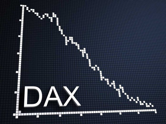 Trading en directo futuro del DAX con el Sistema de scalping EPyF