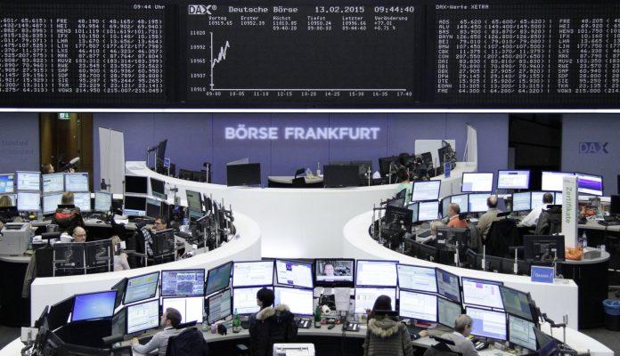 Zonas relevantes para Scalping por el Sistema de trading EPyF en el futuro del dax (FDAX)