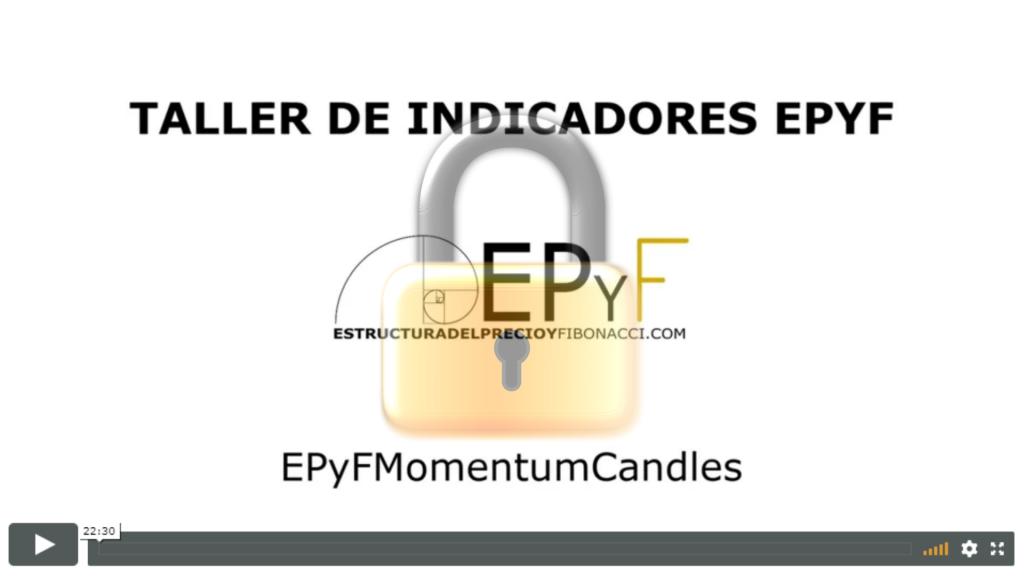 Taller de indicadores NinjaTrader EPyF - EPyFMomentumCandles
