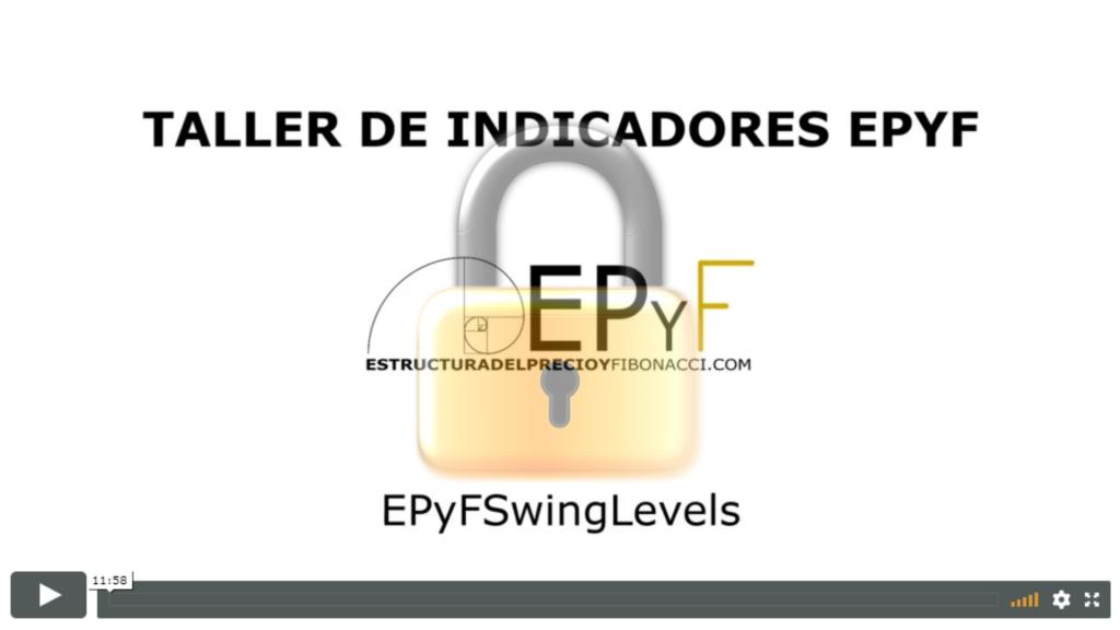 Taller de indicadores NinjaTrader EPyF - EPyFSwingLevels