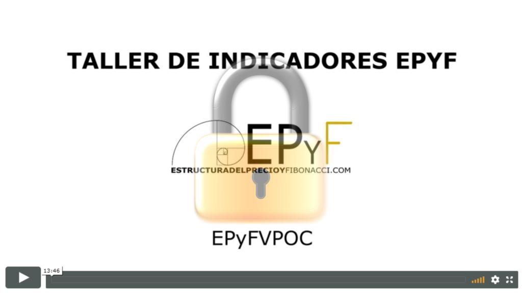 Taller de indicadores NinjaTrader EPyF - EPyFVPOC