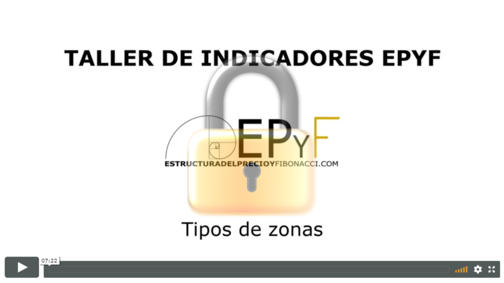 Taller de indicadores NinjaTrader EPyF - Tipos de zonas